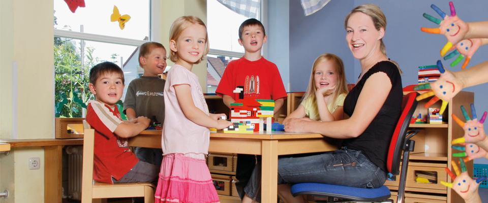 Nursery schools Themenbild